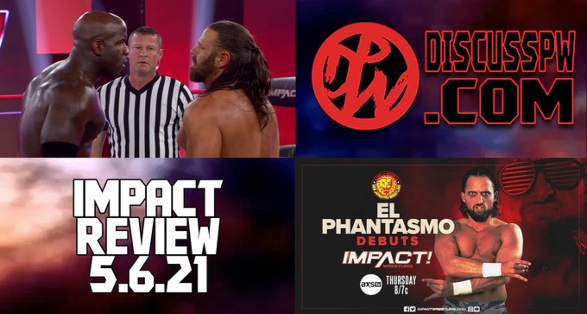 IMPACT Wrestling May 6 Review & Results