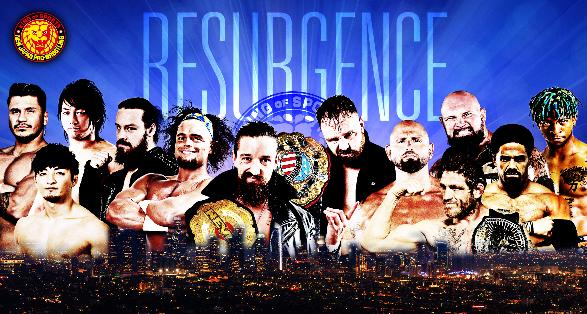 "Jon Moxley set for ""NJPW Resurgence"" | Updated Card"