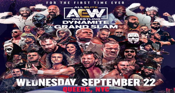 AEW Dynamite September 22 2021 in Queens Preview & Ticket Info
