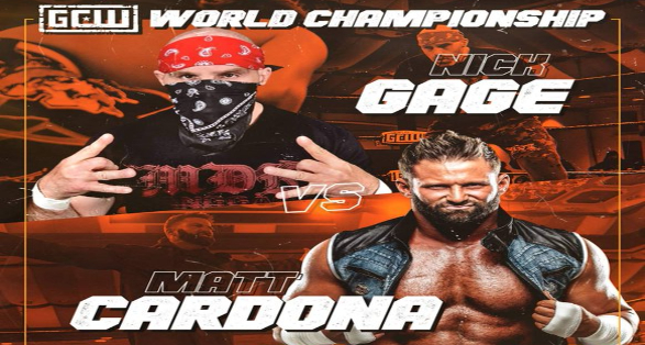 GCW Homecoming Weekend Night One Quick Results | New Champions