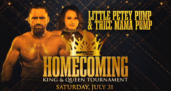 """New Teams set for IMPACT Wrestling """"Homecoming"""""""