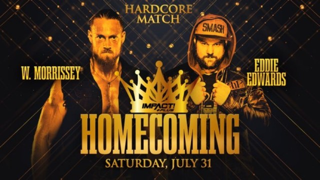 Hardcore Match set for IMPACT Wrestling Homecoming