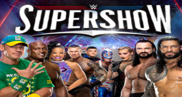 WWE Pittsburgh Supershow Quick Results from July 24 2021