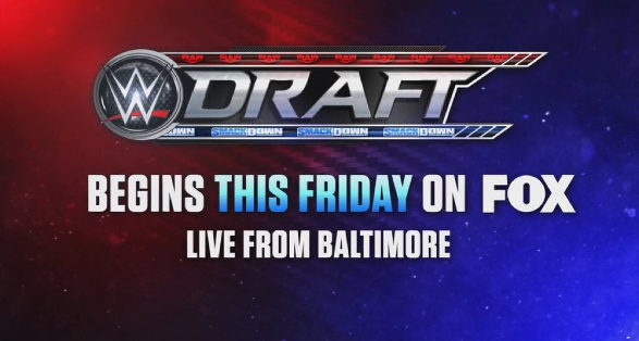 WWE SmackDown in Baltimore Maryland on October 1 2021