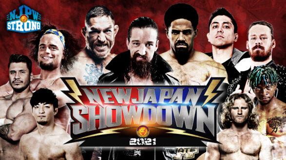 "NJPW Announces ""STRONG"" Tapings in Philadelphia & Texas"