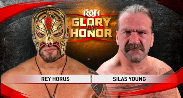 """Results from Night One of ROH """"Glory By Honor"""" 2021"""