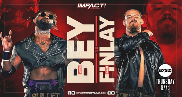 IMPACT Wrestling on AXS TV Preview for August 26 2021