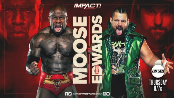 IMPACT Wrestling on AXS TV Preview for September 9 2021