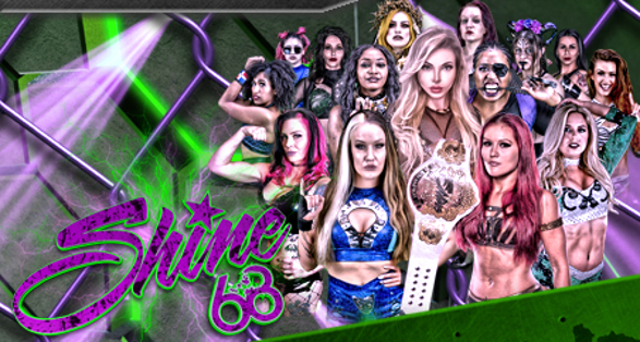 Shine Pro Wrestling 68 Results, Review & Highlights   Title Change