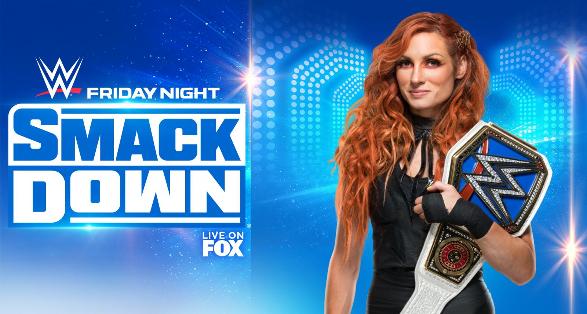 WWE SmackDown in Charlotte North Carolina on December 31 2021