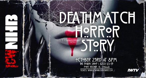 deathmatch horror story