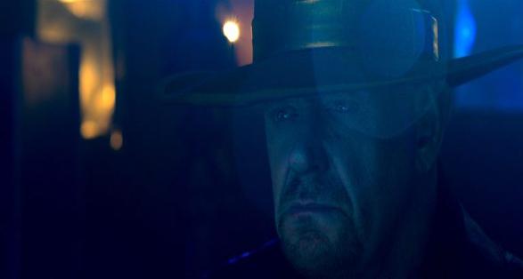 undertaker escape