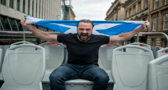 WWE Glasgow UK Supershow Results from September 22 2021