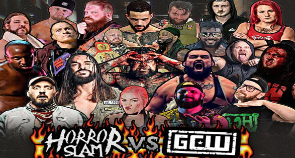 Horror Slam vs GCW Results | New Deathmatch Champion Crowned
