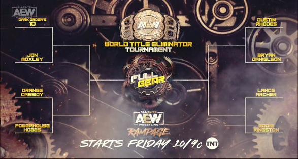 Preview for Friday's AEW Rampage