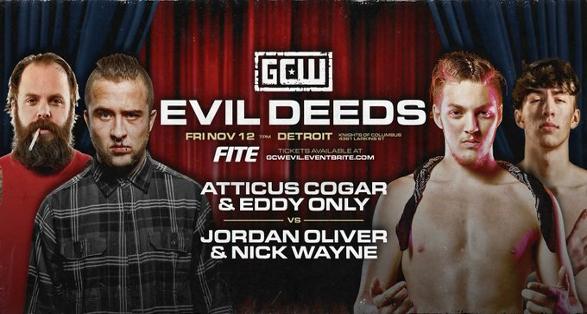 """Updated Card for GCW """"Evil Deeds"""""""