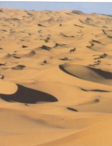 Panoramica sul Sahara