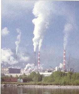 Anche a Oriente del Mondo Occidentale si inquina alla grande!