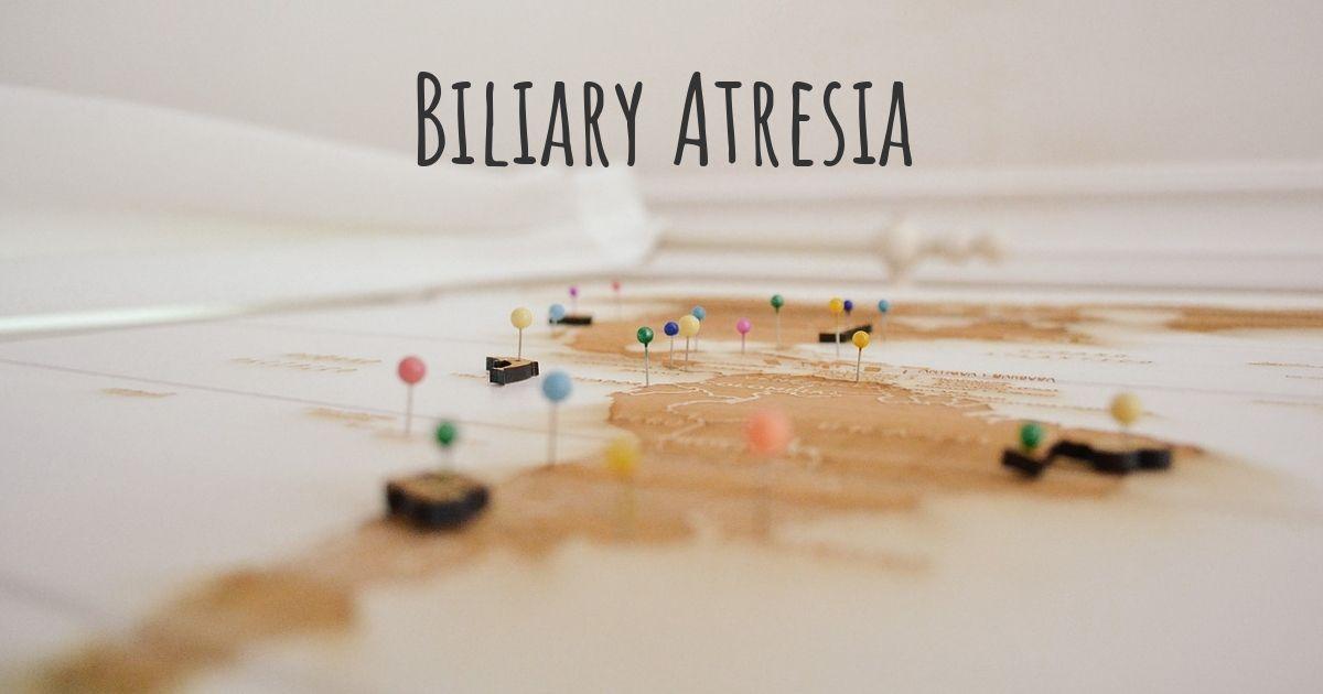 Biliary Atresia | Diseasemaps