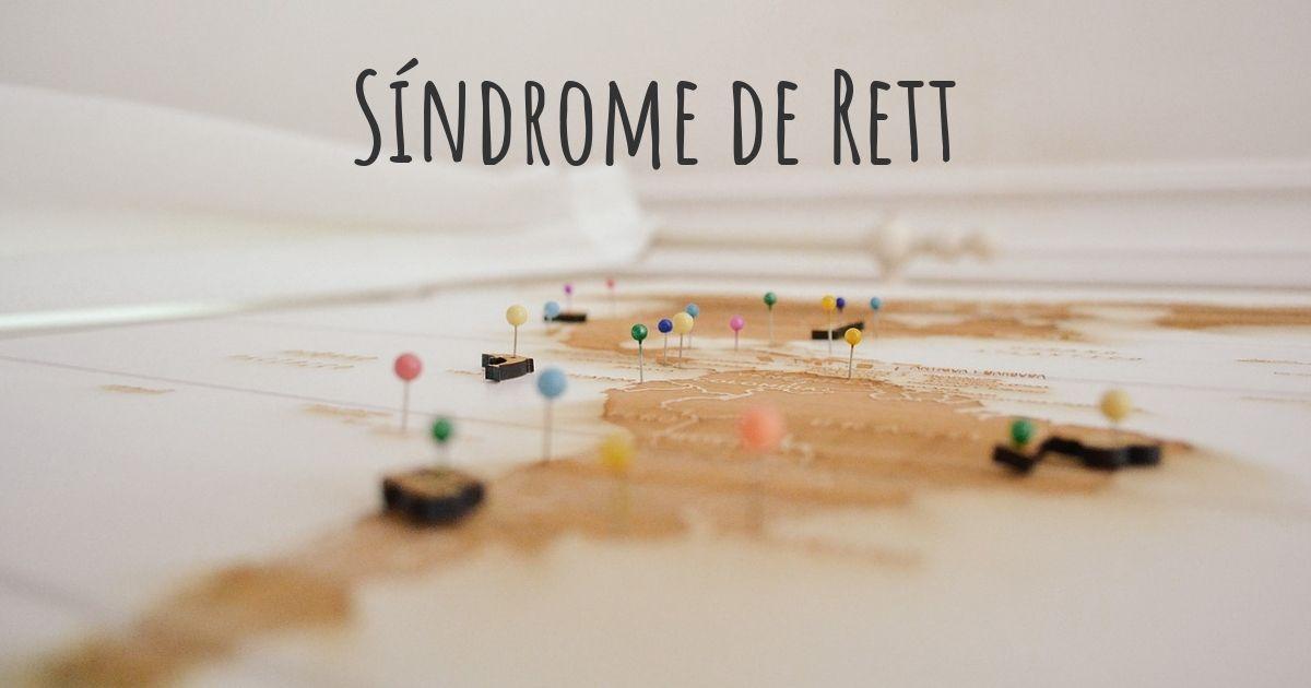 Síndrome de Rett | Diseasemaps