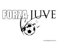 Logo Juventus Da Colorare Disegno Di Scritta Uefa Champions