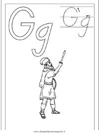 Disegno esercizi_scrittura_54 categoria alfabeto da colorare