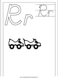 Disegno esercizi_scrittura_65 categoria alfabeto da colorare