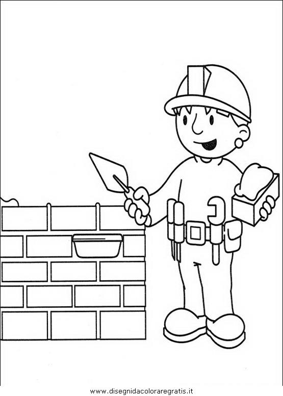 Disegno bob_aggiustatutto_40: personaggio cartone animato
