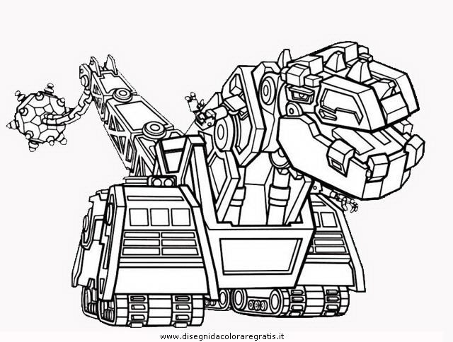 Disegno Dinotrux 0 Personaggio Cartone Animato Da Colorare