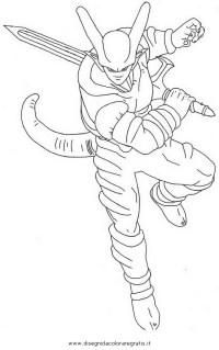 Coloriage Dragon Ball Z 40