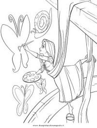 Disegno rapunzel_intreccio_torre_61: personaggio cartone ...