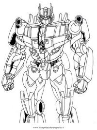 Disegni Da Colorare Transformers Prime Bumblebee