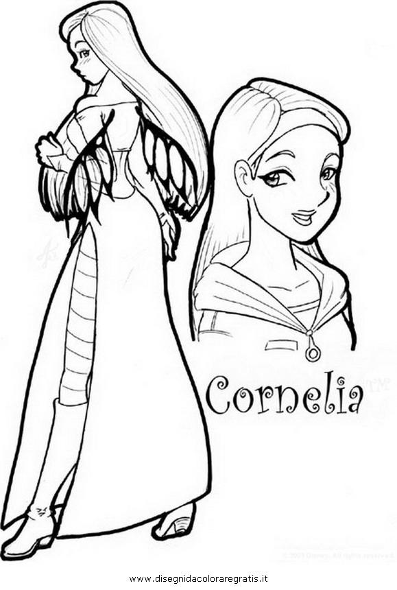 Witch Cornelia By Shalanis85 On Deviantart
