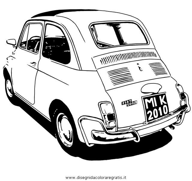 Disegno fiat__500 categoria mezzi_trasporto da colorare