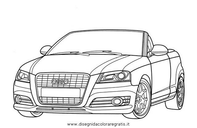 Disegno Jeep 6 Categoria Mezzi Trasporto Da Colorare Auto