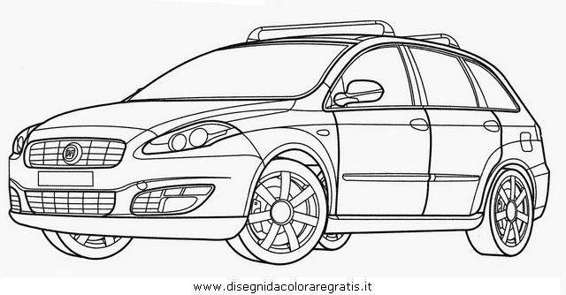 Disegno fiat_croma categoria mezzi_trasporto da colorare