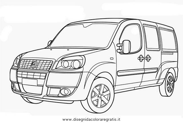 Disegno fiat_doblo categoria mezzi_trasporto da colorare