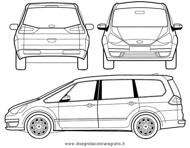 Disegno ford_galaxy categoria mezzi_trasporto da colorare