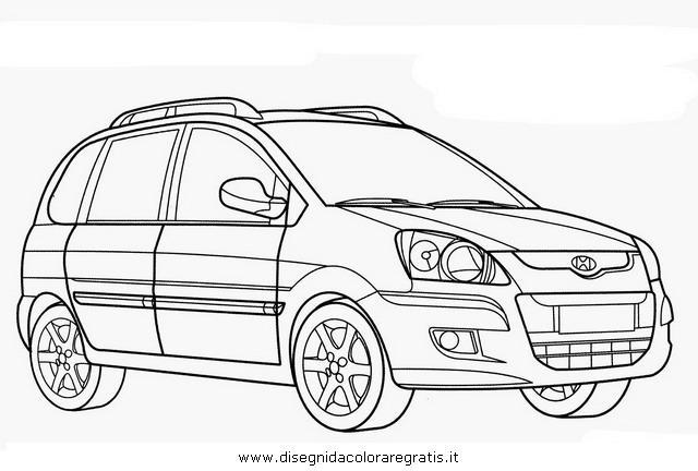 Disegno hyundai_matriz categoria mezzi_trasporto da colorare