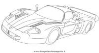 Ferrari Da Stampare E Colorare Free Downloads