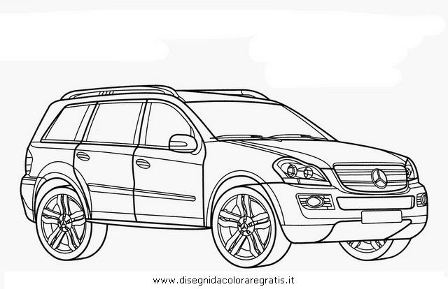 Disegno mercedes_gl categoria mezzi_trasporto da colorare