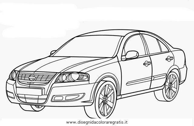 Schaltplang Nissan Almera