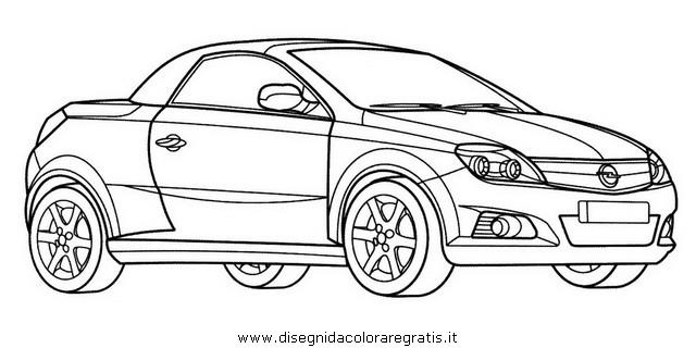 Disegno opel_tigra categoria mezzi_trasporto da colorare