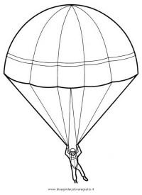 Disegno paracadute_03: misti da colorare
