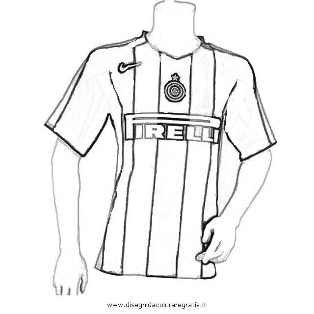Disegni Maglie Calcio