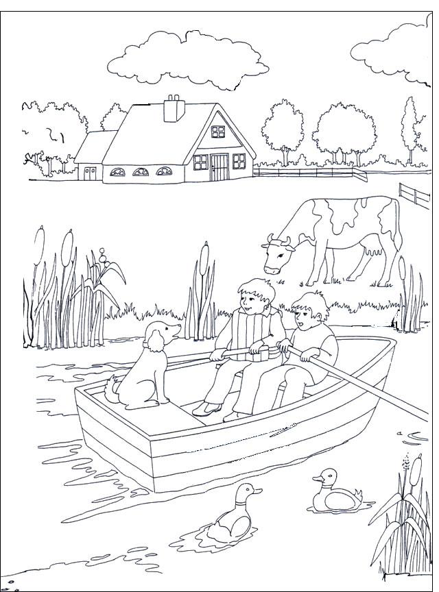paesaggi_xv disegni da colorare per adulti e ragazzi