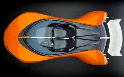 Lotus Hot Wheels Concept Car 2007 - 2008 Design