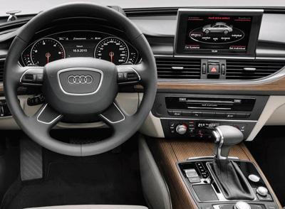 2011 Audi A6  Luxury Cars