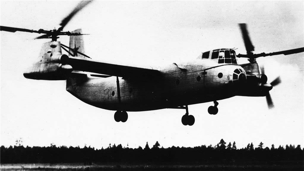 Kamov Ka 22 Vintokryl Hoop Helicopter Strange Vehicles Diseno Art