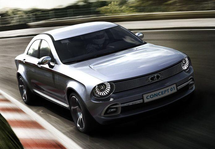 lada concept 01 | concept cars | diseno-art